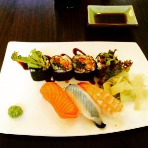Sushi-Platte