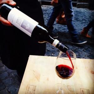 Dolce vita mit vino