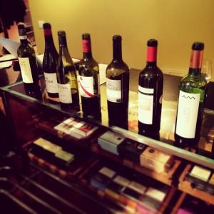 Unsere acht Rotweine