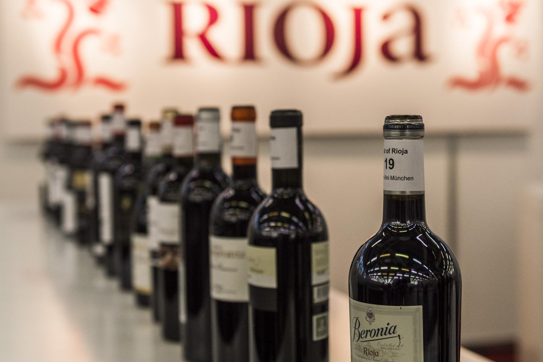 Auswählte Rioja auf der FORUM VINI 2014