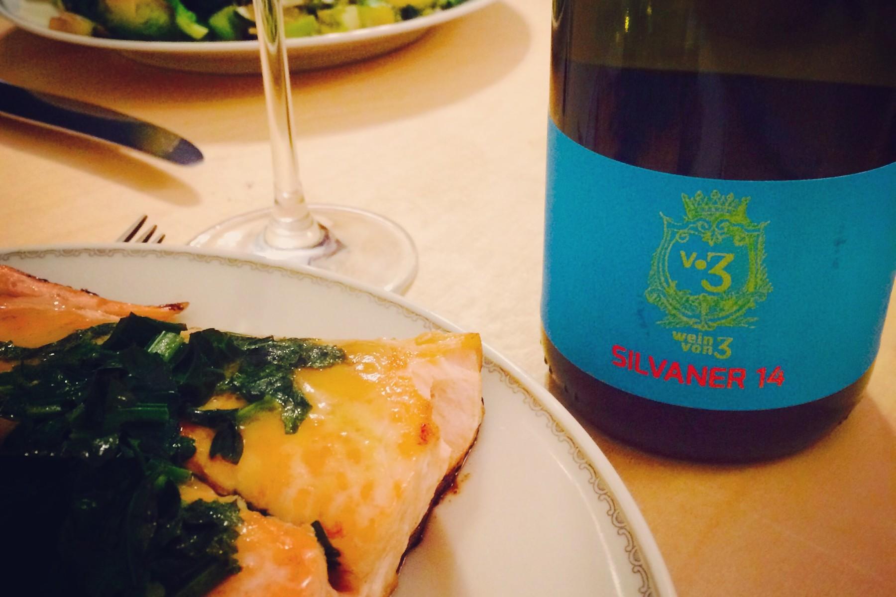 Silvaner '14 von Wein von 3