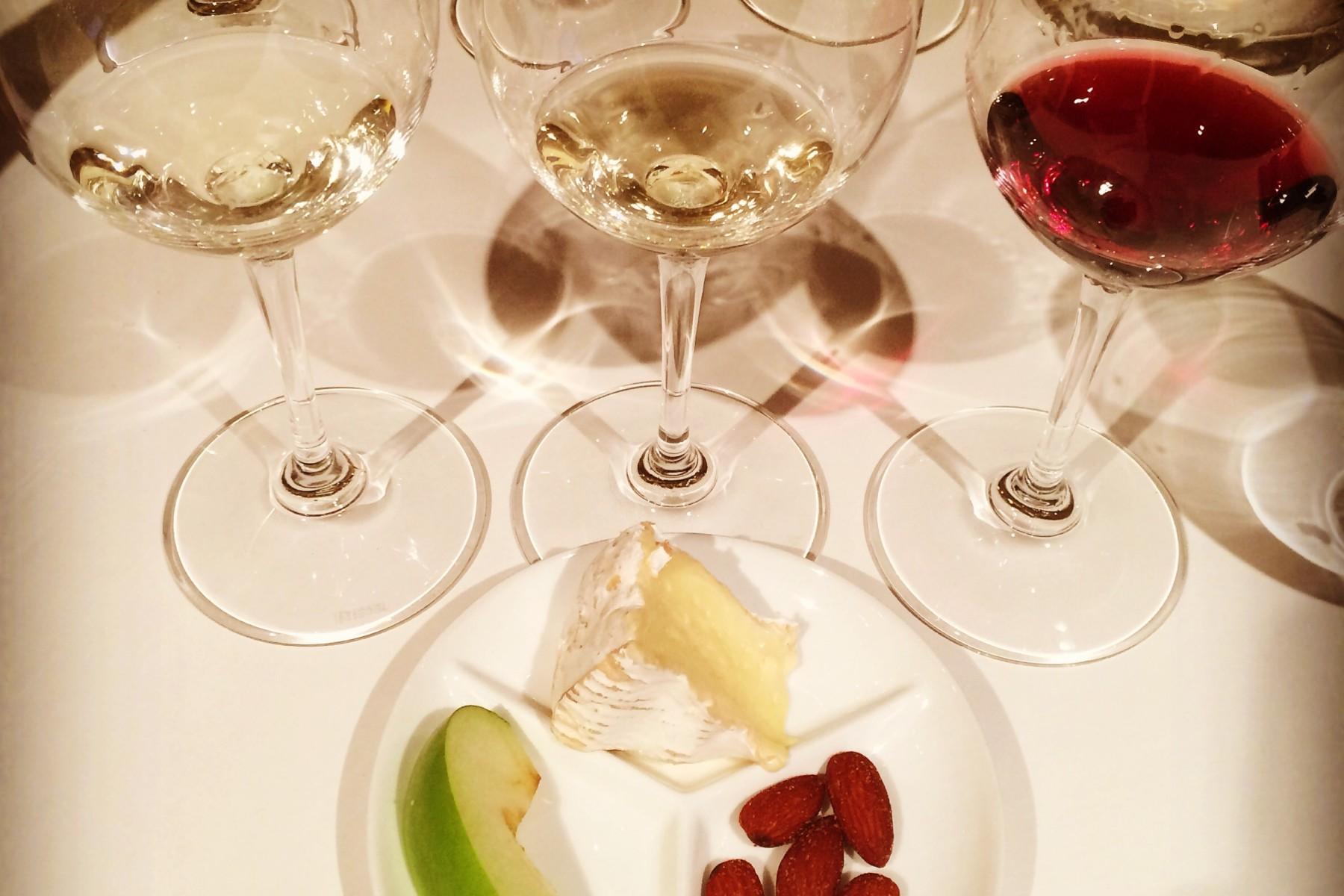 Essen und Wein sollen harmonieren