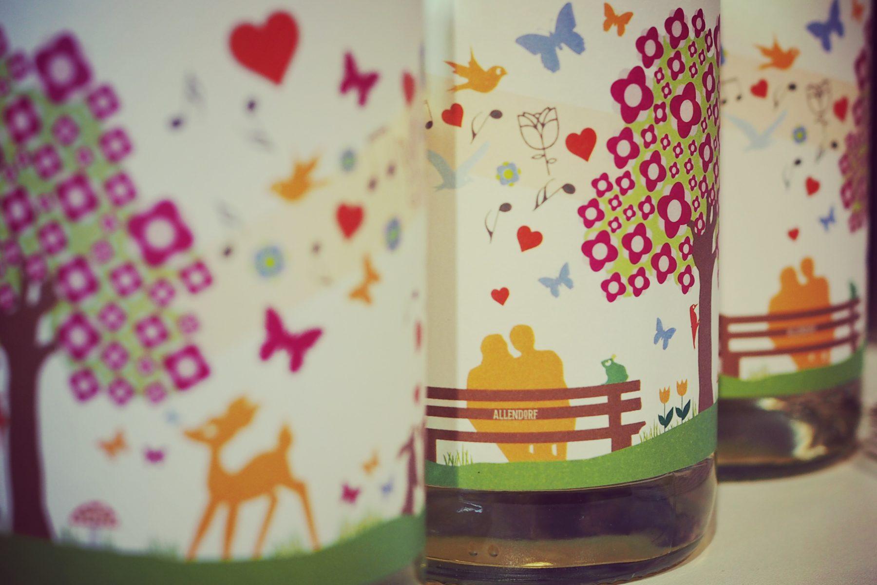 Sommerweine beim Weingut Fritz Allendorf