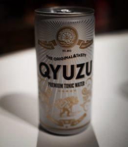 Qyuzu - Frisch prickelndes, herrlich bitter-saures Tonic