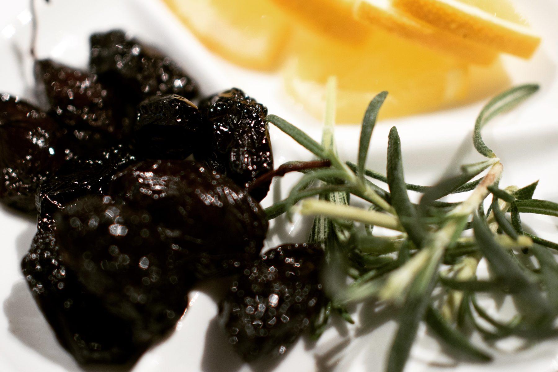 Zitrone, Rosmarin und Oliven - Mit Gin Mare ein Geschmackserlebnis