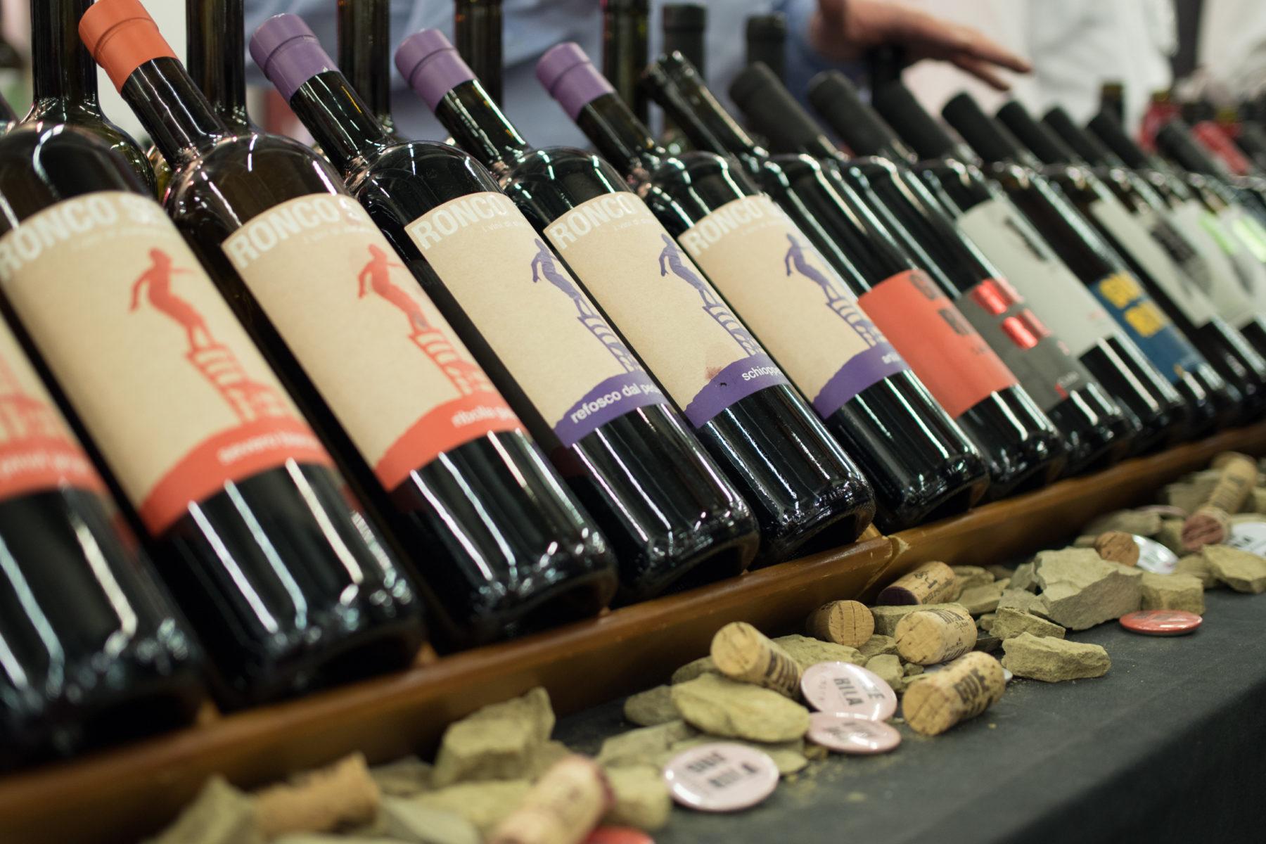 Slowenische Weine